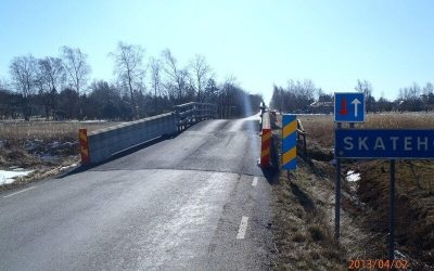 Överfartsbro Skateholm